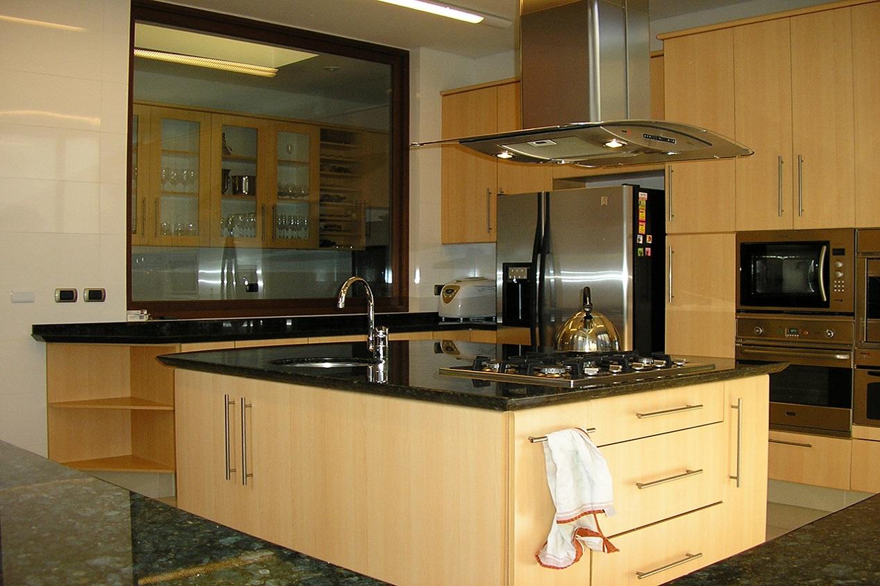 Imagenes de muebles de cocina en granito for Cocinas y muebles